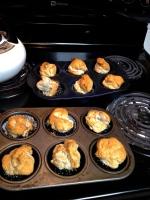 gluten, egg, soy, egg free muffins